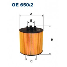 Filter ulja VW/Audi 1,4TSI