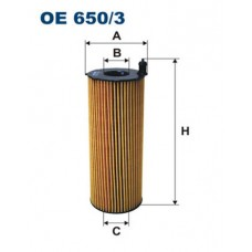 Filter ulja VW/Audi 3,0TDI 2005-