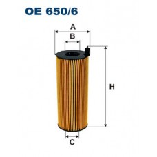 Filter ulja VW/Audi 3,0TDI 2008-