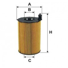 Filter ulja VW/Audi A5/A6 3,0TDI