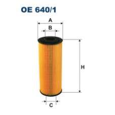 Filter ulja VW/Audi Golf IV TDI