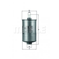 Filter benzina VW/Audi Golf II 1,8